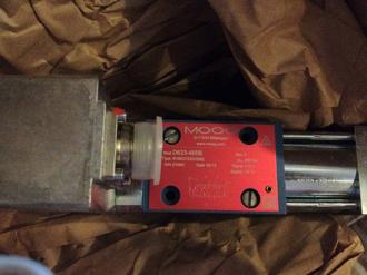 伊顿液压有限公司_D633系列MOOG伺服阀